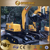 new SANY SY55C 5 ton mini excavator