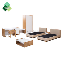Full bedroom,Cheap new model bedroom furniture set in china