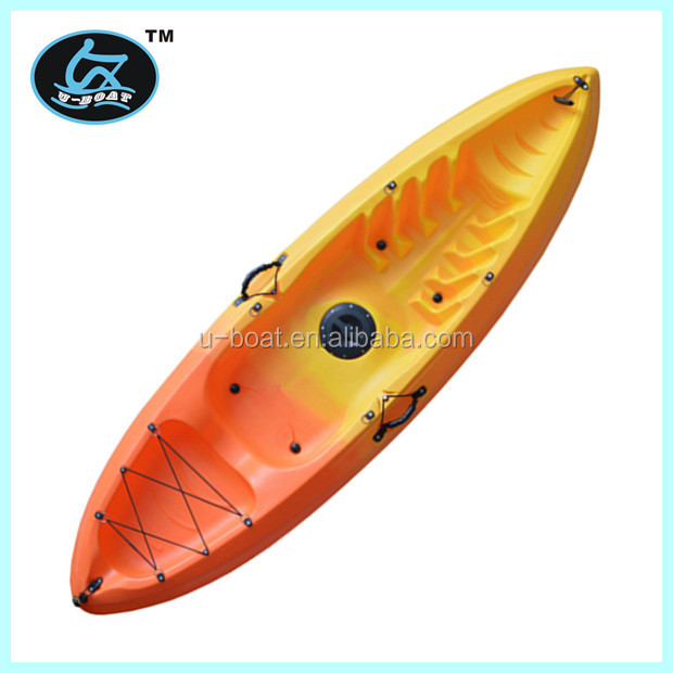 rubber kayak sit on top for one person kayaking