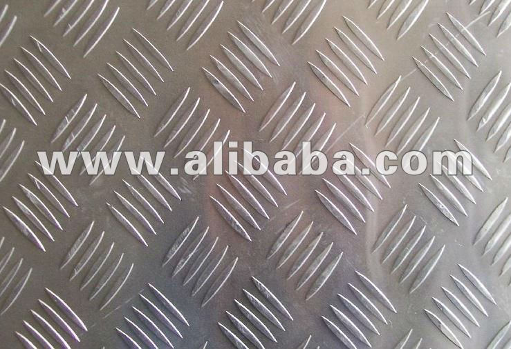 aluminum tread sheets