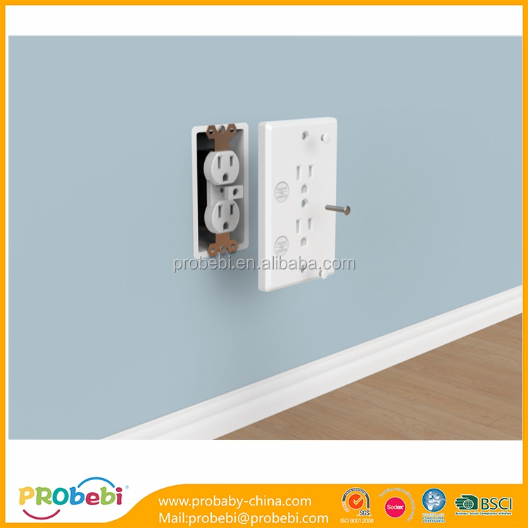 Baby Proof US magnetic plug socket cover