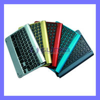 Aluminium Alloy Bluetooth 3.0 For iPad Mini Wireless Keyboard