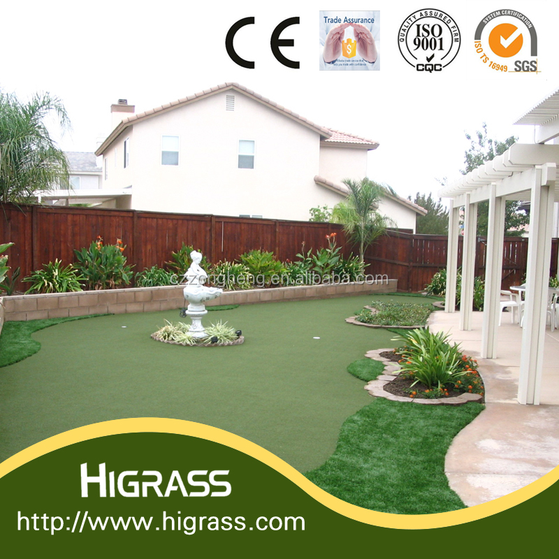 Sports Entertainment Grass Synthetic Turf For