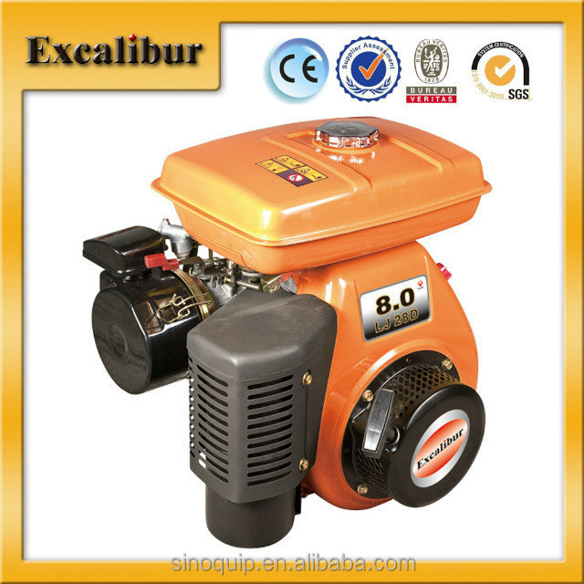 Small Motor 8HP Gasoline Engine Model S28D