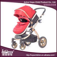 Best Selling Baby Stroller Lux With Aluminum Alloy Frame and Multi-functional design