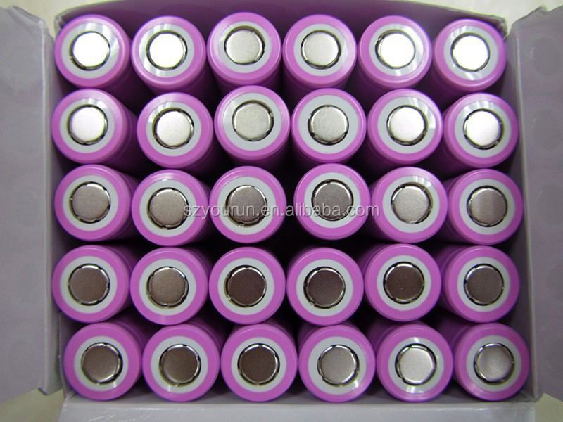 shenzhen made 18650 battery 2200mah 3.7v 18650 lithium rechargeable batteries