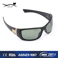 Ce Certified Low Profile Custom-Made Polarized Festival Blue Star Full Frame Funny Glasses Color Sunglasses