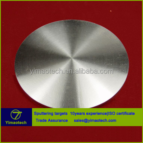 Indium Tin alloy sputtering target, In-Sn sputtering target