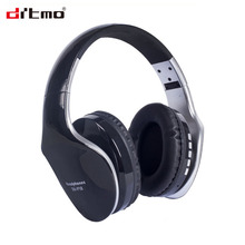 Free sample high quality factory price stereo headphones