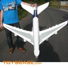 A380 2.4G 4 Channel R/C Airbus Brushless Plane