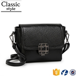 CR fully stocked new fashion pu surface long belt black women purse vagina picture