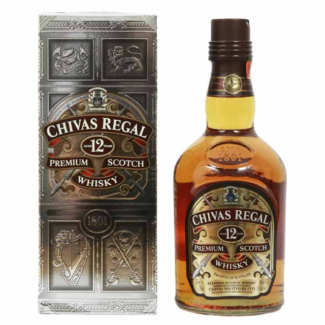 Chivas Regal 12 years (1L)