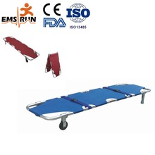 Can be two-way folding emergency stretcher have inventory