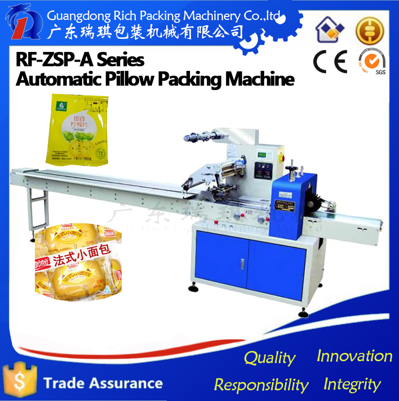 ZSP series Automatic Chocolate Bar Packaging Machine