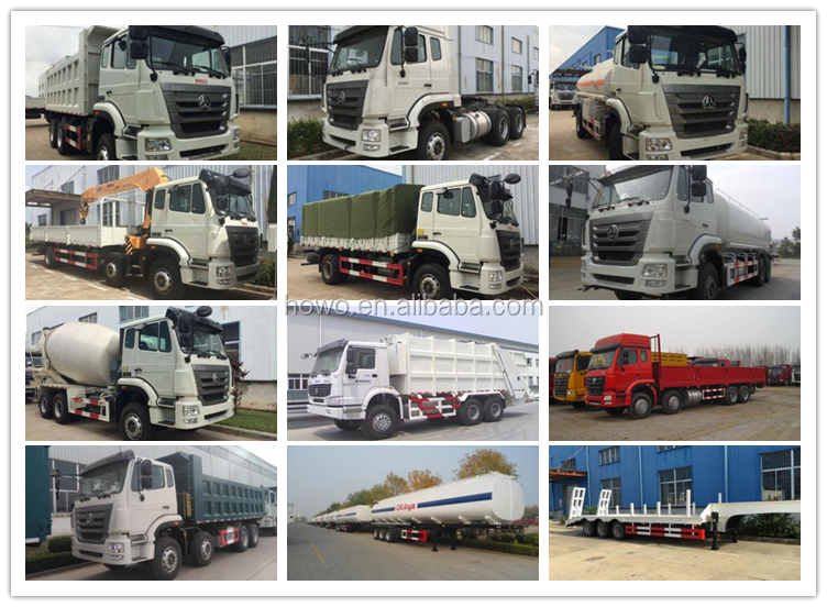 Sinotruk Hohan Best Price Concrete Mixed Truck