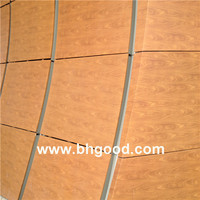 Builder Special Design Wall Decoration Panel HPL Laminate Sheet