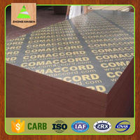 black finger-joint film coated faced plywood board