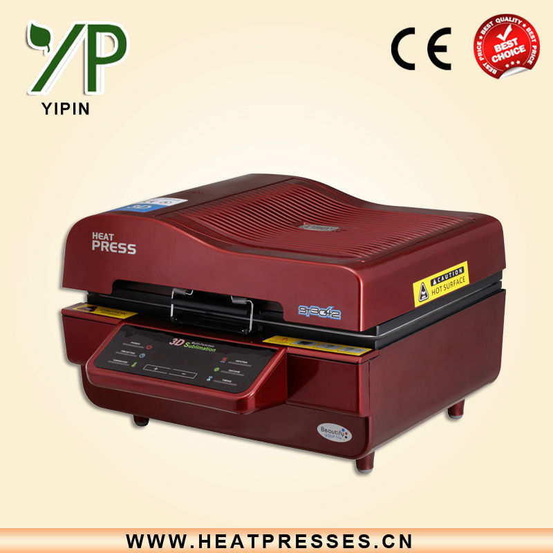 alibaba gold supplier 3d mini sublimation vacuum machine