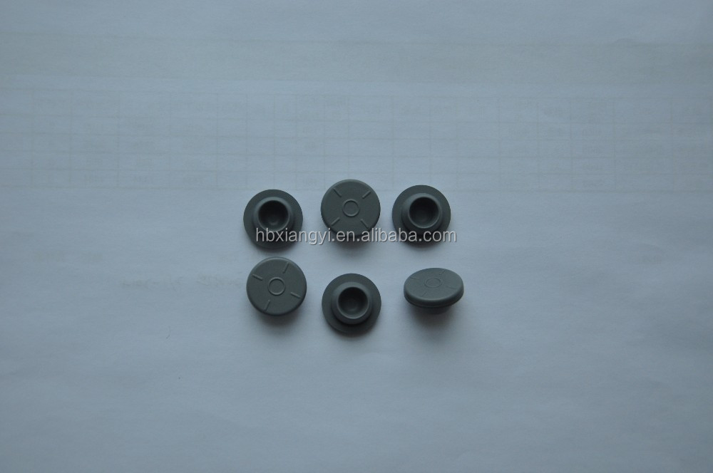 Bromo / Chloro - butyl rubber stoppers for injection sterile powder 20-B2