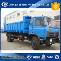 Factory direct supply 4x2 or 4x4 10 tons 8 m3 Dongfeng dump truck for sale in dubai