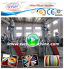 Furniture plastic edge band production line pvc edge banding production line price three colors on line printing machine