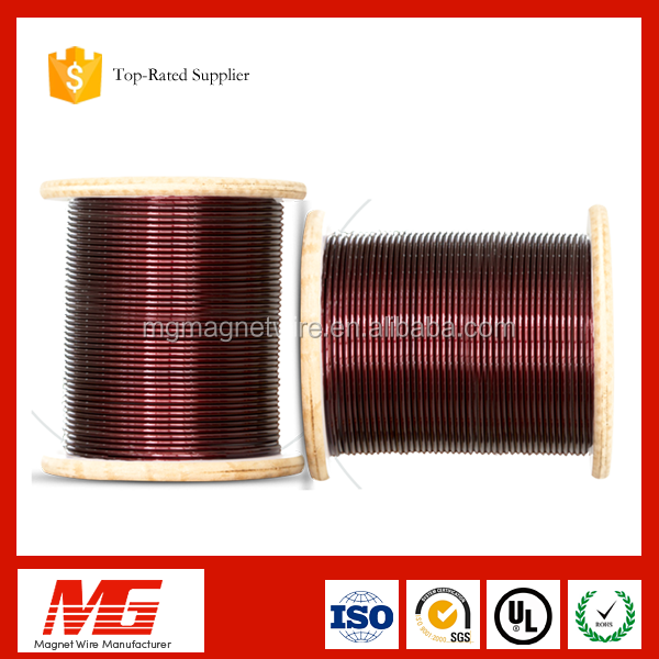 motor winding wire size electrical enameled aluminum wire