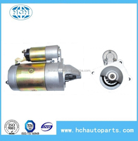 12v starter motor and solenoid switch for 63207149