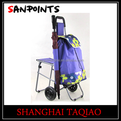 foldable trolley shopping bags wholesale