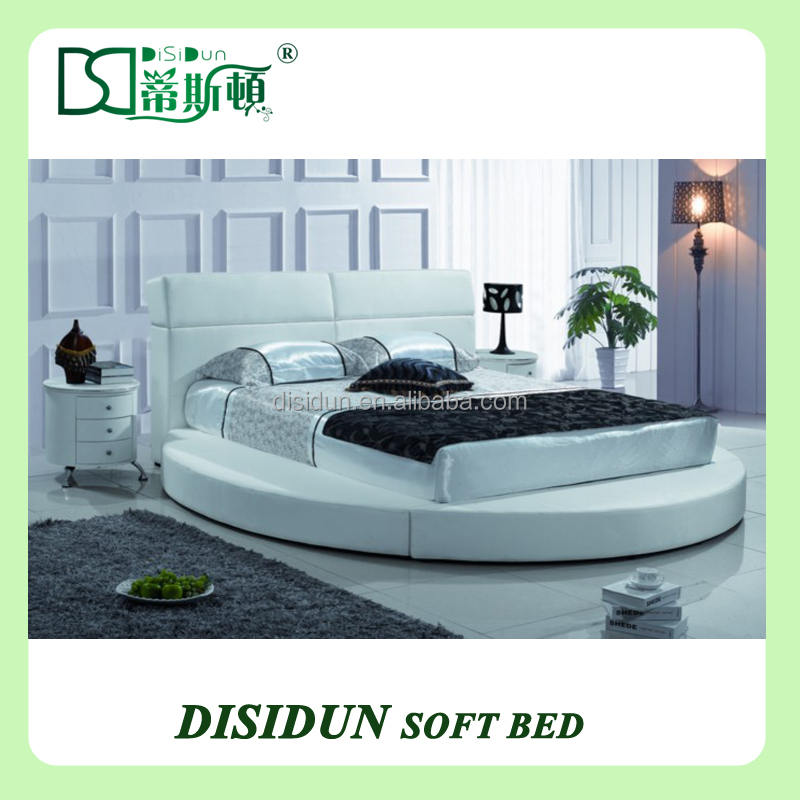 Ds 1015 King Size Round Bed Frame And Headboard Buy