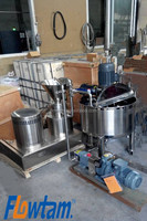 50L/H fruit juice mixing system