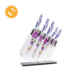 Japanese kitchen knife 5 pcs non-stick coating knife set for cooking