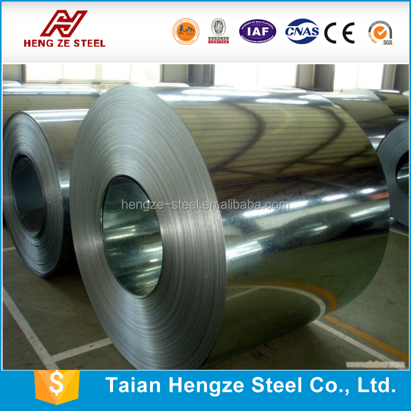 Surface spangle GI galvanized steel coil/galvanized steel plate