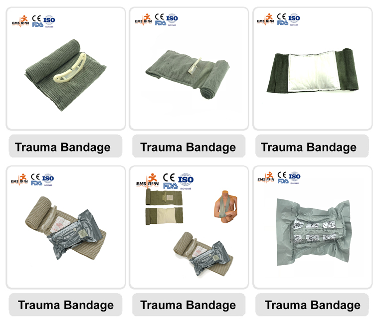 first aid compression gypsum medical combat ankle orthopedic fiberglass casting synthetic emergency trauma wound trauma bandage