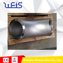 2 inch BS thread 316 stainless steel female sms pipe fitting ANSI B16.9 Stainless Steel Butt Welded Elbow