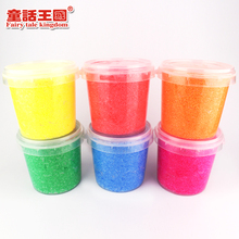 24 colors 400g barrel foam clay for kids playing