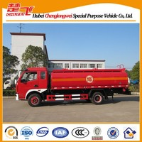 8000 liters fuel tank truck dongfeng oil truck fuel oil delivery trucks