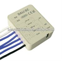LED lighting DALI group and scene controller