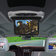Sharing Entertainments 10.1 Inches Fold Down Cars Cheap Flip DVD Players For Sale
