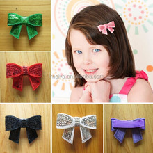 Factory direct sales mini sequin bows