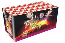 CE cake firework from China factory direct fireworks for Europe market