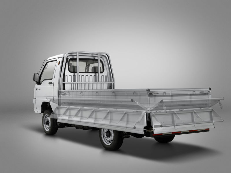 Low Price China FOTON 1 ton Mini Truck For Export
