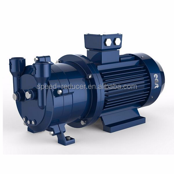 2BV stainless steel water ring vacuum compressor for Distillation