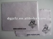 South Korea wind instruments/glasses/watch/jewerly polyester Microfiber fabric cleaning cloth