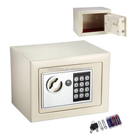 Smart Security Safe Jewlery Vaults Deposit Box For Home/ The coded and Keys Safe