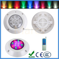 Ce Rohs Approved Swimming Pool Led Light Lamp Waterproof Ip68 Multi Color Underwater Led Lights For Fountains And Aquarium