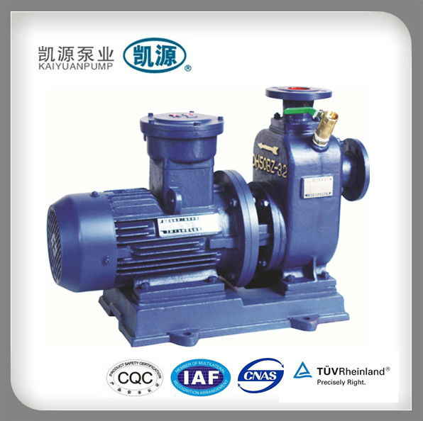 CYZ-A Horizontal Self-priming Pumps For Gas Oil Kerosene Fuel And Sea Water