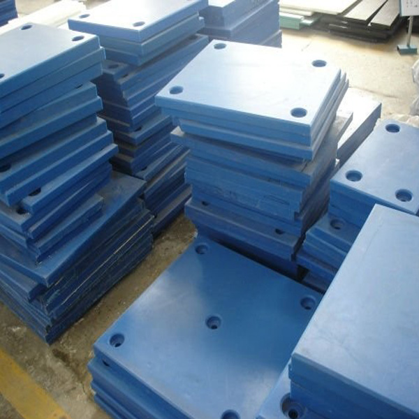 hdpe marine fender board/hdpe facing pad/low friction surface marine fender panel