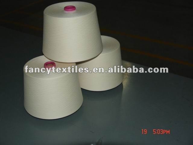 100pct cotton combed cotton ring yarn and compact yarn
