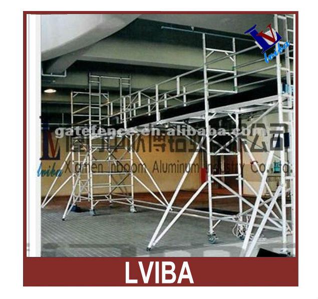 Adjustable Scaffolding For Stairs : Andamios caballetes escalera andamio soporte