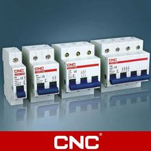 YCH1-100 double pole isolator switch MCB